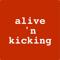 Tigher Tigher Alive N Kicking MIDI file Backing Track Karaoke