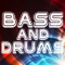Golden Miles (Bass & Drums) Healing Force MIDI file Backing Track Karaoke