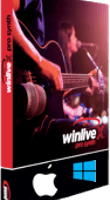 WinLive Pro 10 for Hit Trax