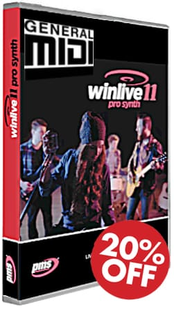 Winlive Pro Synth 11
