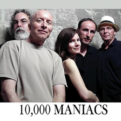 10,000 Maniacs MIDIfile Backing Tracks