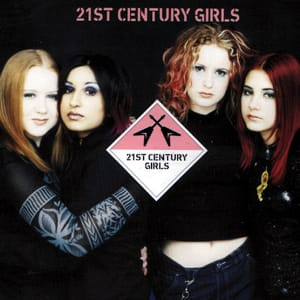21st Century Girls MIDIfile Backing Tracks