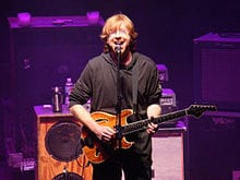 Cayman Review Trey Anastasio midi file backing track karaoke