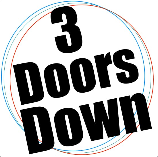 3 Doors Down MIDIfile Backing Tracks