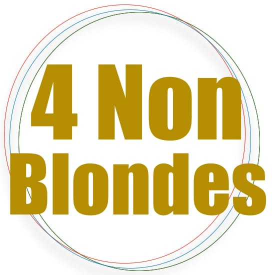 4 Non Blondes MIDIfile Backing Tracks