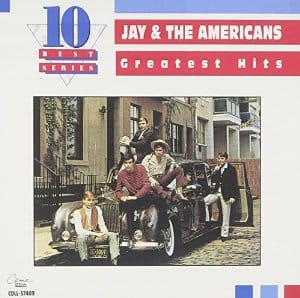 Jay And The Americans MIDI files backing tracks