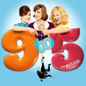 9 To 5 Cast MIDI files backing tracks karaoke MIDIs