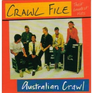 oh no not you again australian crawl midi file backing track karaoke