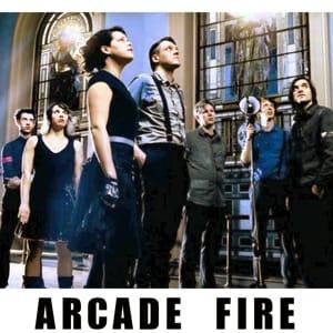 Arcade Fire MIDI files backing tracks
