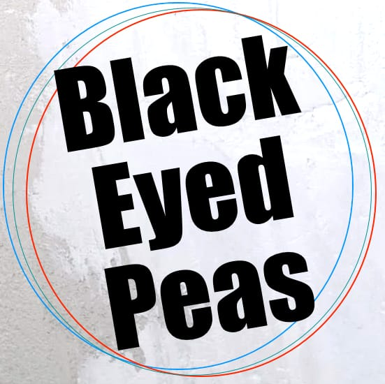 Black Eyed Peas MIDI files backing tracks