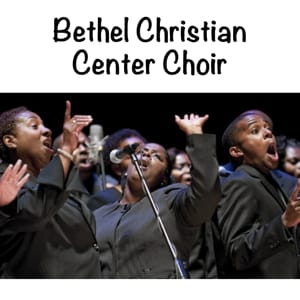 Bethel Christian Center Choir MIDI files backing tracks karaoke MIDIs