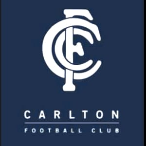 We Are The Navy Blues Carlton Football Club Song midi file backing track karaoke