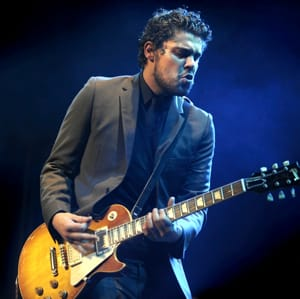 Dan Sultan MIDIfile Backing Tracks