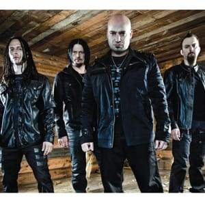 Disturbed MIDI files backing tracks