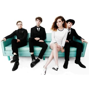 Echosmith MIDIfile Backing Tracks