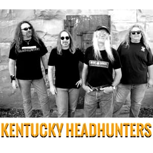 The Kentucky Headhunters MIDI files backing tracks
