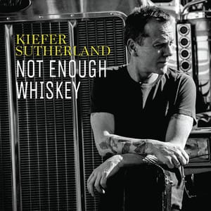 not enough whiskey kiefer sutherland midi file backing track karaoke