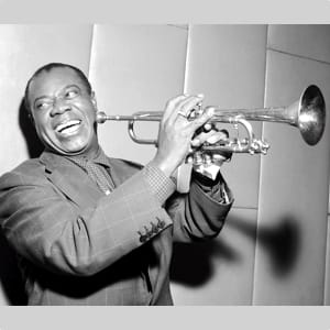 Louis Armstrong MIDI files backing tracks