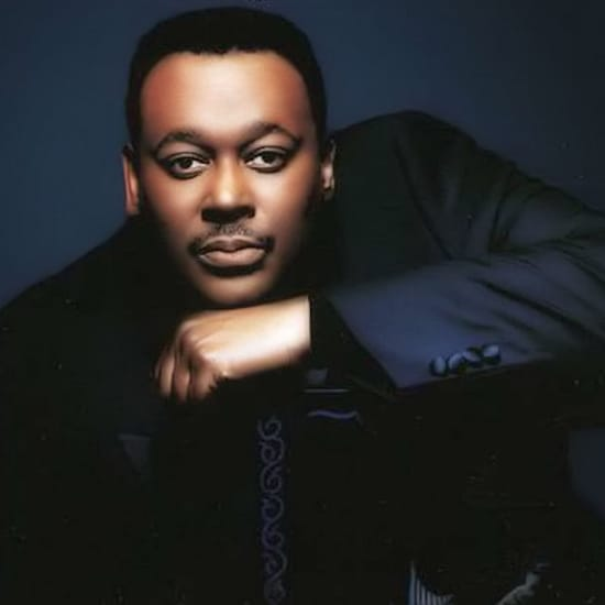 Luther Vandross MIDI files backing tracks karaoke MIDIs