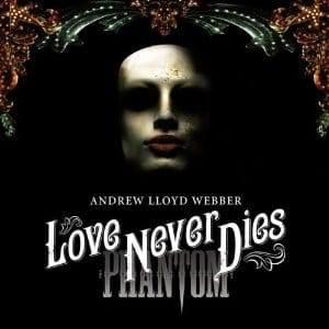 Love Never Dies Cast MIDI files backing tracks karaoke MIDIs