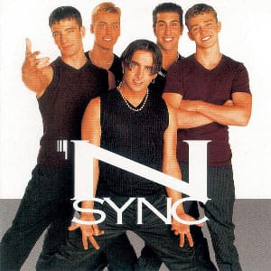 Nsync MIDI files backing tracks karaoke MIDIs