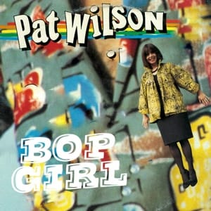 bop girl pat wilson midi file backing track karaoke