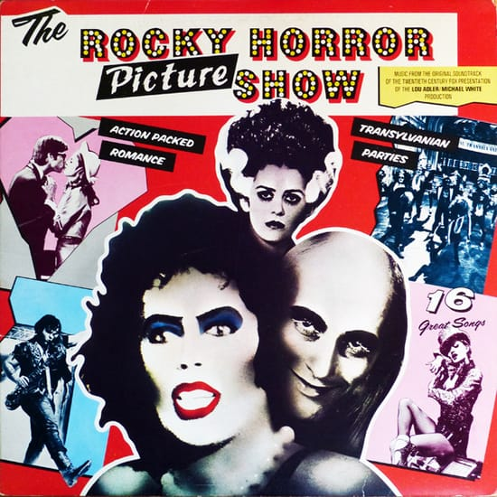 The Rocky Horror Picture Show MIDI files backing tracks