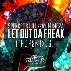Let Out Da Freak Spencer & Hill midi file backing track karaoke