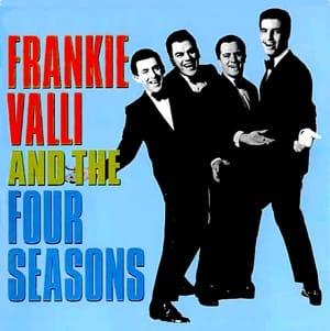opus 17 frankie valli & the four seasons midi file backing track karaoke