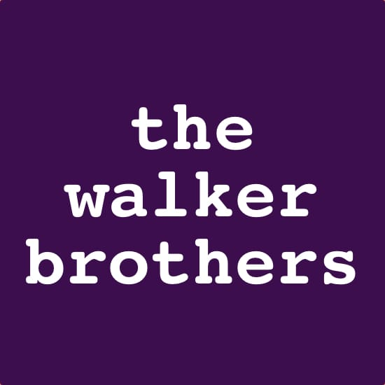 The Walker Brothers MIDI files backing tracks