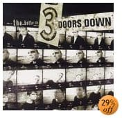 Three Doors Down MIDI files backing tracks