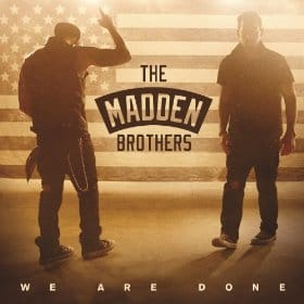 The Madden Brothers MIDI files backing tracks