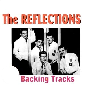 The Reflections MIDI files backing tracks karaoke MIDIs
