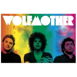 Wolfmother MIDI files backing tracks