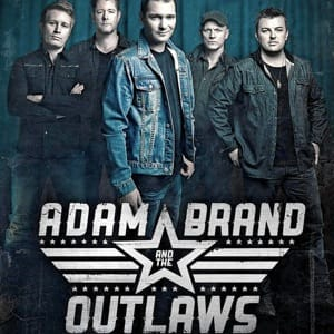 Adam Brand And The Outlaws MIDI files backing tracks