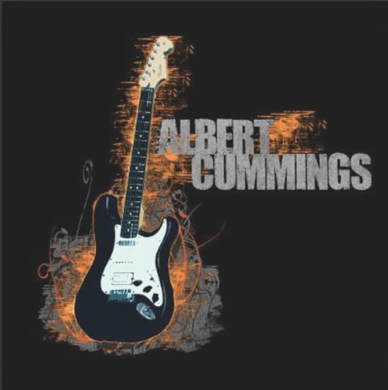 Albert Cummings MIDI files backing tracks