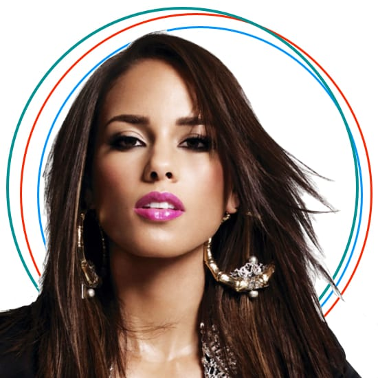 Alicia Keys MIDI files backing tracks