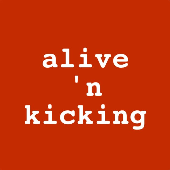Alive N Kicking MIDI files backing tracks