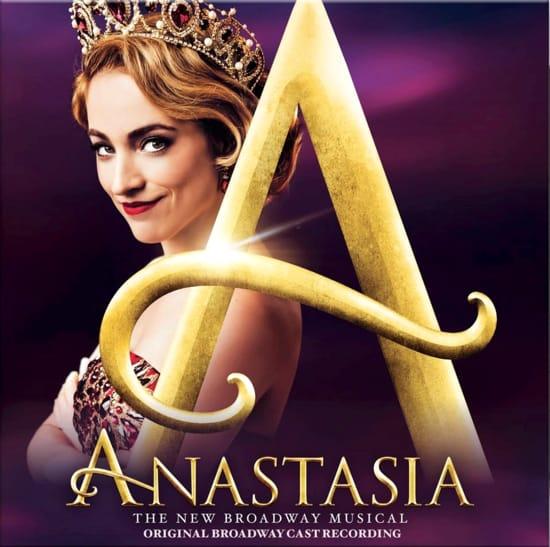 Anastasia Cast Recording MIDI files backing tracks