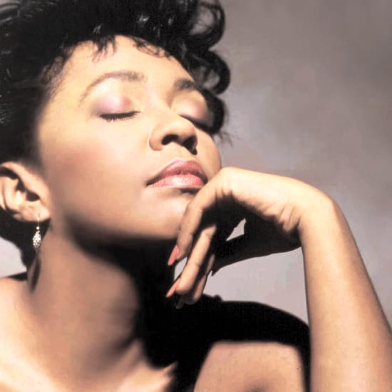 Anita Baker MIDI files backing tracks