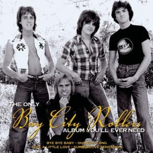 Bay City Rollers MIDI files backing tracks
