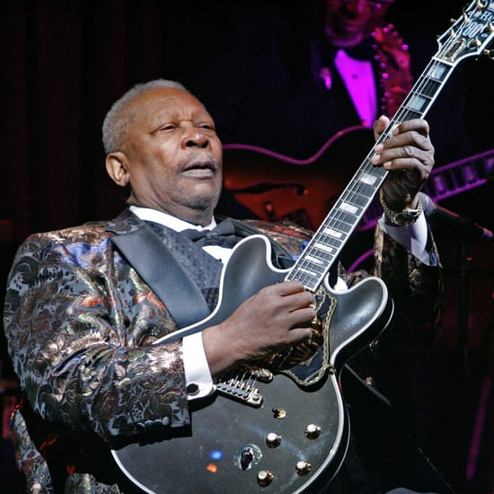 B.b. King MIDIfile Backing Tracks