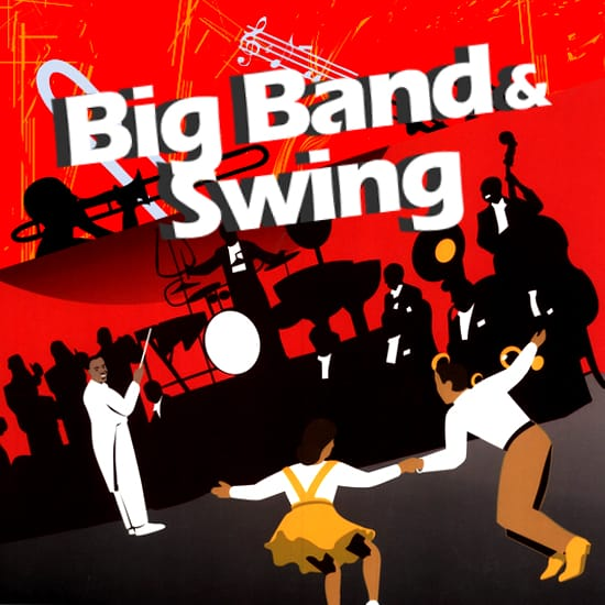 Big Band MIDI files backing tracks