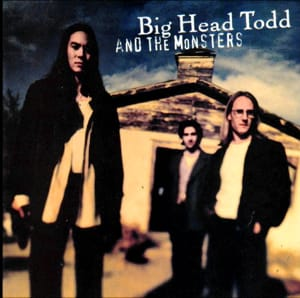 Big Head Todd And The Monsters MIDI files backing tracks