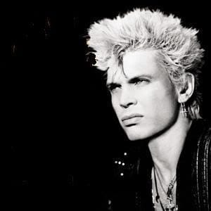 Billy Idol MIDI files backing tracks