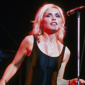 Deborah Harry (Blondie) MIDI files backing tracks karaoke MIDIs