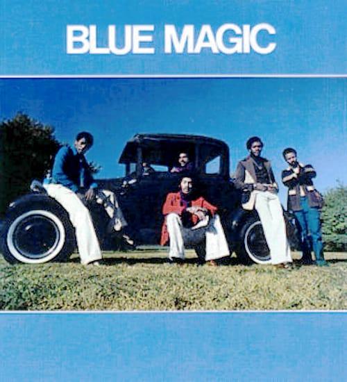 Blue Magic MIDI files backing tracks