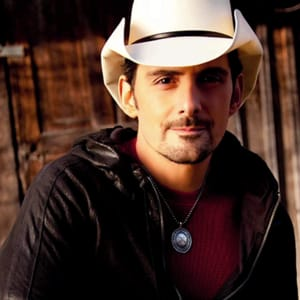 Brad Paisley MIDI files backing tracks