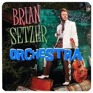 Good Rockin' Daddy The Brian Setzer Orchestra midi file backing track karaoke