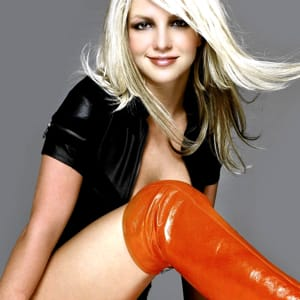 Britney Spears MIDI files backing tracks